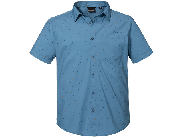 Schöffel Willenhall Shirt Men, blue shadow